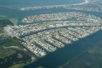 All waterfront homes and condos real estate listings in Tierra Verde Florida